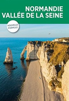 Livres Couvertures de Guide Vert Normandie Vallée de la Seine Michelin