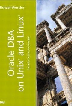 Livres Couvertures de Oracle DBA on UNIX and Linux by Wessler, Michael (2001) Paperback