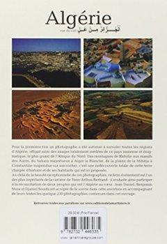Livres Couvertures de L'Algérie vue du ciel
