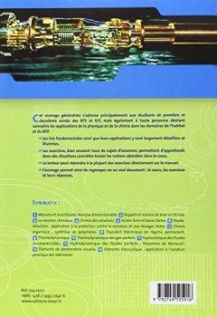 Livres Couvertures de Précis de Physique-Chimie 1e et 2e Année BTS et IUT Bâtiment, Etude et Economie de la Construction, Génie civil, Travaux publics : Cours et exercices