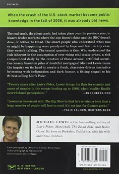 Livres Couvertures de The Big Short – Inside the Doomsday Machine
