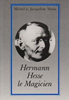 Livres Couvertures de Hermann Hesse, le magicien