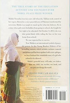Livres Couvertures de I Am Malala: How One Girl Stood Up for Education and Changed the World (Young Readers Edition)