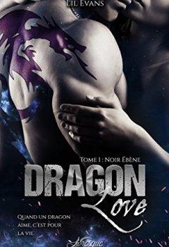 Livres Couvertures de Dragon Love, tome 1: Noir ébène