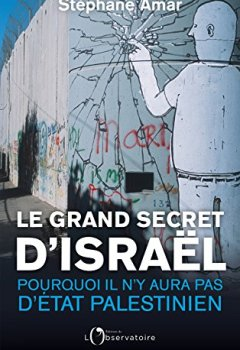 Livres Couvertures de Le Grand Secret d'Israël