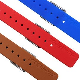GadgetWraps-14mm-Silicone-Strap-Band-for-Pebble-Watch-with-Quick-Release-Pins