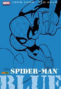 Livres Couvertures de Spider-Man: Blue