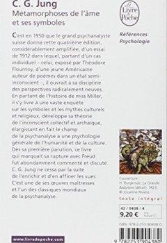 Livres Couvertures de Métamorphoses de l'âme et ses symboles