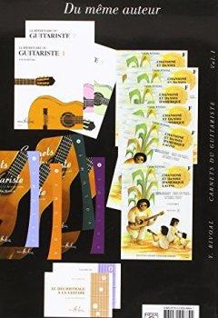 Livres Couvertures de Carnets du guitariste Volume 1
