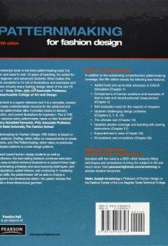 Livres Couvertures de Patternmaking for Fashion Design