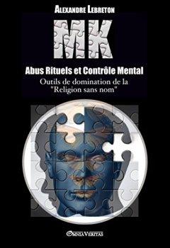Livres Couvertures de MK - Abus Rituels & Contrôle Mental