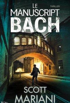 Livres Couvertures de Le manuscrit Bach