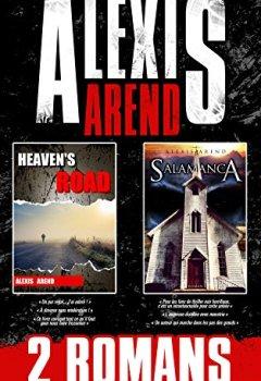 Livres Couvertures de Heaven's Road & Salamanca: 2 Romans
