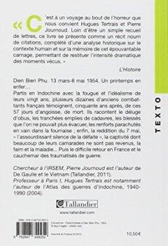 Livres Couvertures de Paroles de Dien Bien Phu : Les survivants témoignent