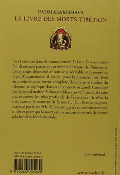 Livres Couvertures de Le livre des morts Tibétain
