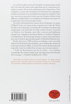 Livres Couvertures de Le Nouveau Dictionnaire des interprètes