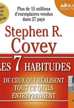 Livres Couvertures de Les 7 habitudes de ceux qui réalisent tout ce qu'ils entreprennent