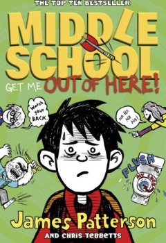 Livres Couvertures de Middle School: Get Me Out of Here!: (Middle School 2)