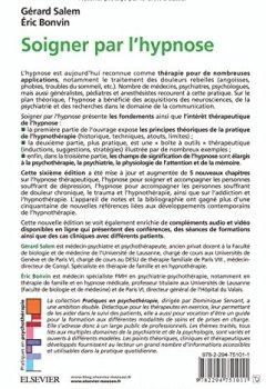 Livres Couvertures de Soigner par l'hypnose: + Compléments en ligne : outils et techniques pour le thérapeute