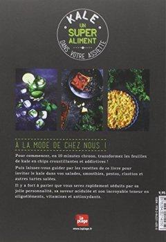 Livres Couvertures de Kale un super aliment dans votre assiette