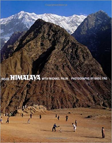 Inside Himalaya: Introduction by Michael Palin