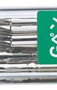 Livres Couvertures de Zebra Comic G Model Chrome Pen Nib, 10 Nibs (1 Pack) (PG-6C-C-K)
