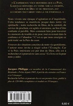 Livres Couvertures de Recherche la paix et poursuis-la