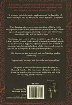 Livres Couvertures de The Vegetarian : A Novel