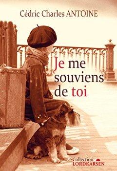 Livres Couvertures de Je me souviens de toi