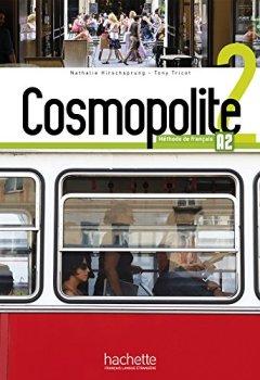 Livres Couvertures de Cosmopolite 2 : Livre de l'élève + DVD-ROM + Parcours digital(R)