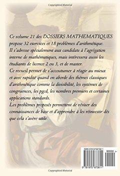 Livres Couvertures de Problèmes d'arithmétique