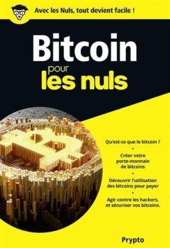 Livres Couvertures de Bitcoin pour les Nuls poche