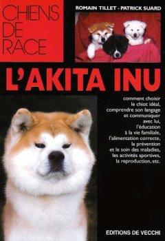 Livres Couvertures de L'Akita-Inu