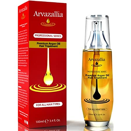 Be Prepared To Get Flooded With Compliments! Your Beautiful Soft, Silky, and Shiny Hair Will Get Noticed. After you begin using Arvazallia Premium Argan Oil Hair Treatment, friends, family, and admirers will be asking questions about your hair. This ...