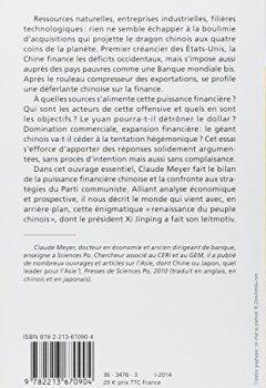 Livres Couvertures de Chine, banquier du monde