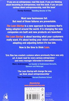 Livres Couvertures de The Lean Startup: How Constant Innovation Creates Radically Successful Businesses