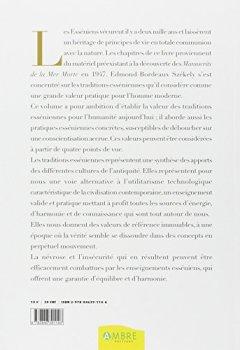 Livres Couvertures de L'enseignement des Esséniens - De Enoch aux Manuscrits de la Mer Morte