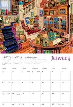 Livres Couvertures de Aimee Stewart 2019 Calendar