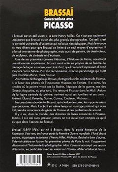 Livres Couvertures de Conversations avec Picasso