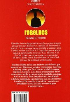 Portada del libro deRebeldes (Gallego) (Alfaguara 14 Años (zaharra)