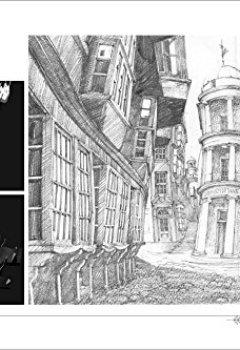 Livres Couvertures de L'Art de Harry Potter
