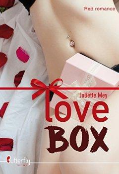 Livres Couvertures de Love Box