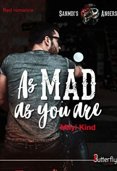 Livres Couvertures de As Mad as you are: Sanmdi's Angers #1