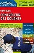 Concours Contrôleur des douanes - Tout-en-un - Concours 2019