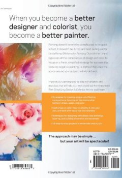 Livres Couvertures de Simplifying Design and Color for Artists: Positive Results Using Negative Painting Techniques
