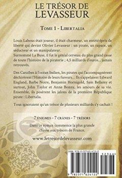 Livres Couvertures de Le Tresor de Levasseur: Tome 1 - Libertalia