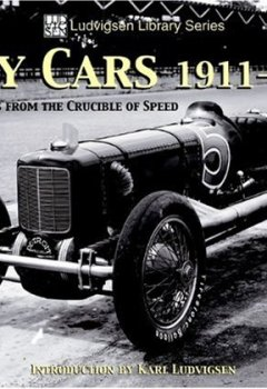 Livres Couvertures de Indy Cars 1911-1939: Great Racers from the Crucible of Speed