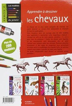 Livres Couvertures de Apprendre à dessiner les chevaux : Plus de 200 modèles