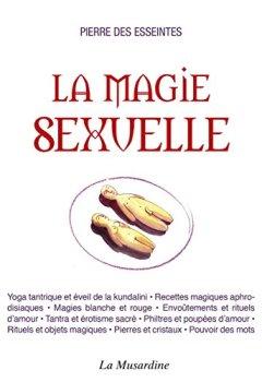 Livres Couvertures de La magie sexuelle (Osez...)