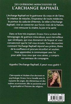 Livres Couvertures de Les guérisons miraculeuses de l'archange Raphaël